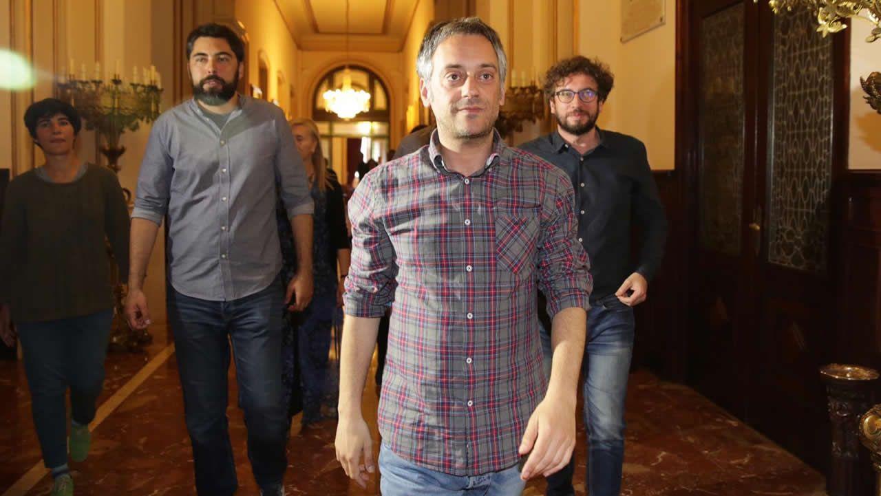 Quién es quién: Las principales dimisiones tras las municipales.Xulio Ferreiro anuncia su retirada