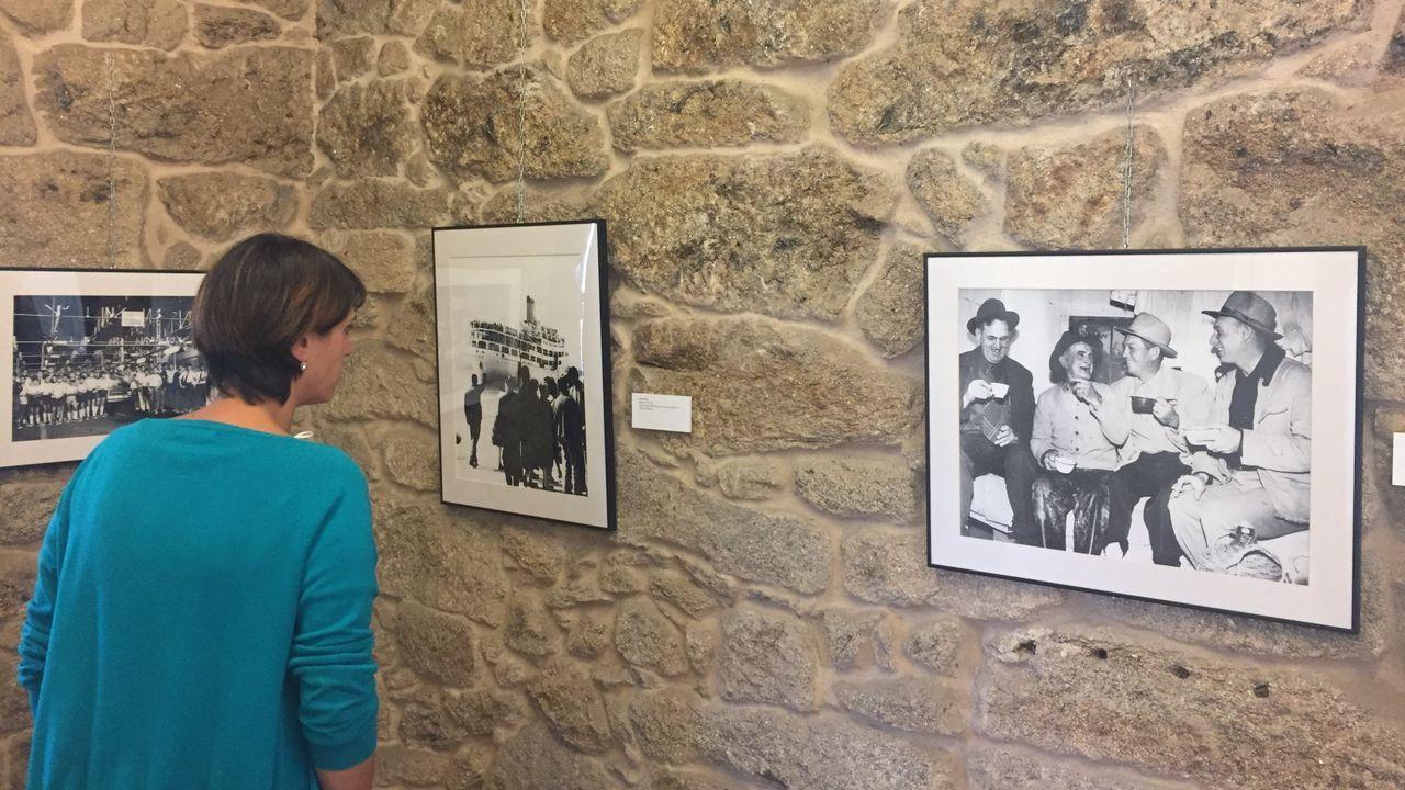 Imágenes de la exposición que llega hoy a Trives