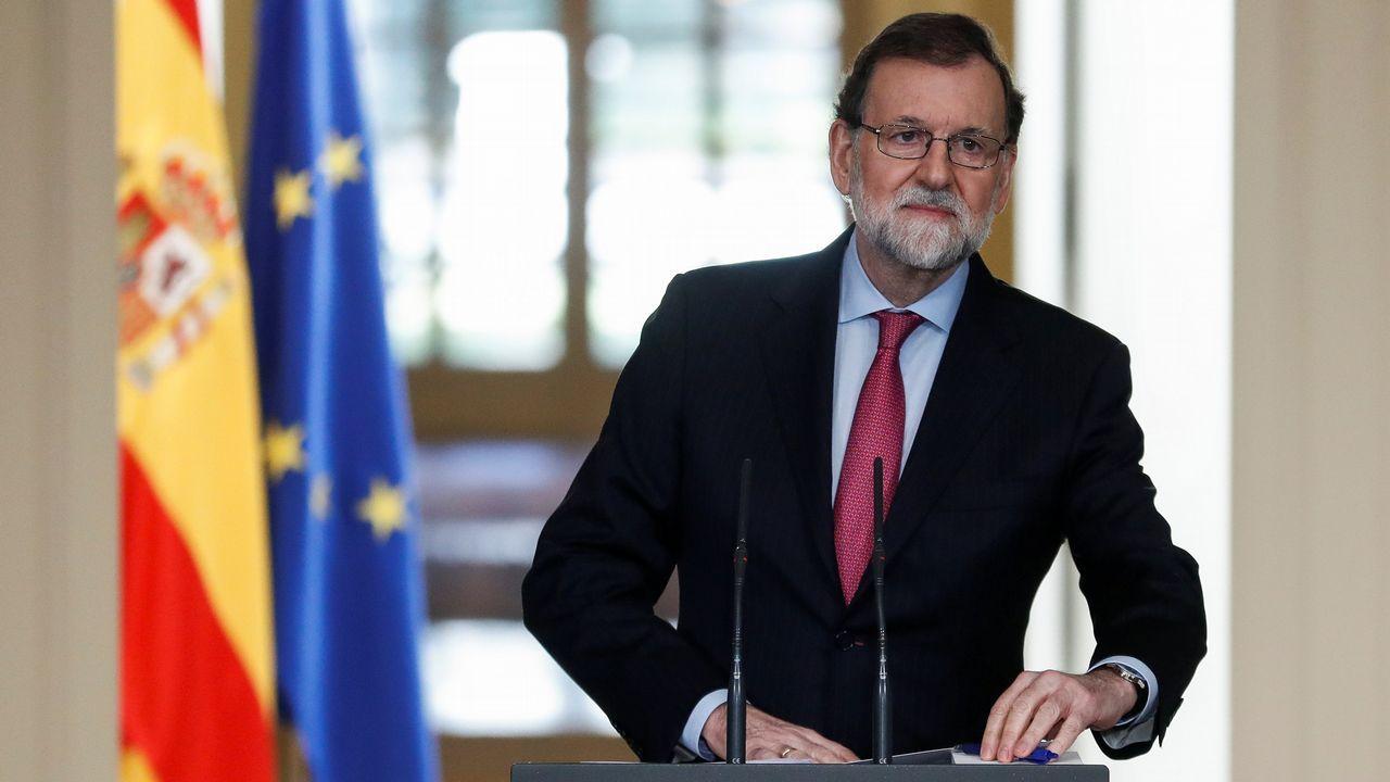 El Gobierno considera que la mesa del Parlament debe presentar otro candidato para desbloquear la situación en Cataluña