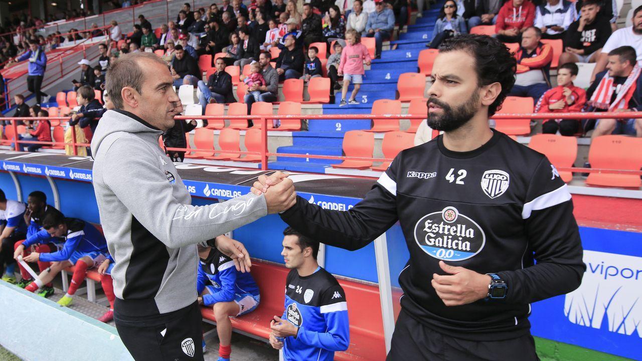 Alineacion Real Oviedo Mirandes Anduva.Once inicial del Real Oviedo en Anduva