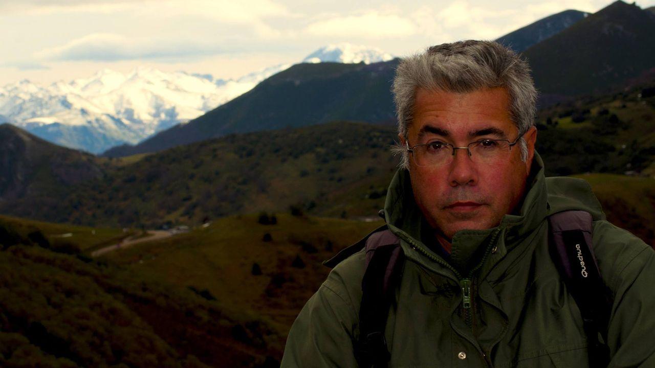 El geólogo y escritor asturiano, Jaime Izquierdo