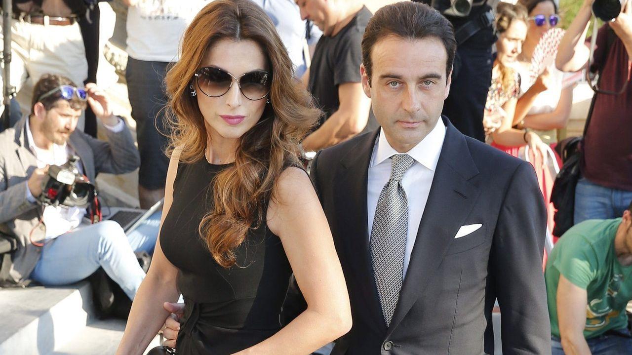 Ana Soria y Enrique Ponce ya no esconden su amor.Paloma Cuevas y Enrique Ponce, en una imagen de arhivo
