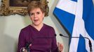 Sturgeon solicitó en diciembre a Londres que transfiriera al Parlamento escocés las competencias para celebebrar una nueva consulta este año