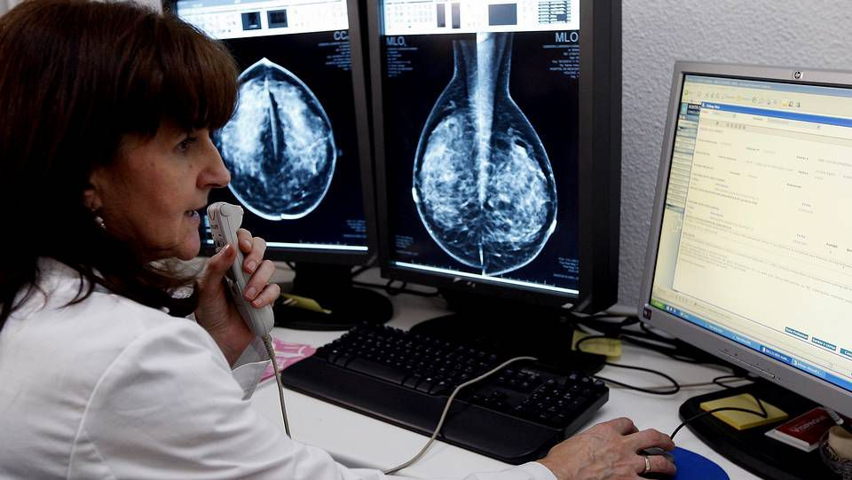 Spaceshiptwo: Así quedó la nave.Unidad de cáncer de mama en el hospital Meixoeiro de Vigo