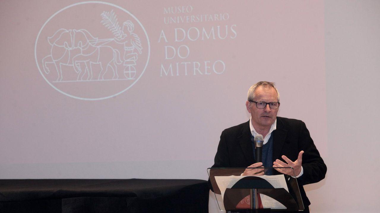 Jaime Alvar, catedrático de Historia Antigua de la Carlos III y especialista en cultos antiguos