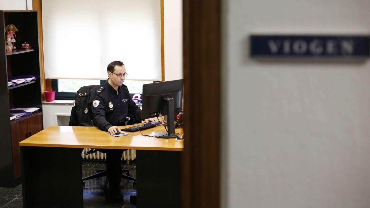 Fue el grupo Viogen de la Policía Autonómica el que efectuó la detención