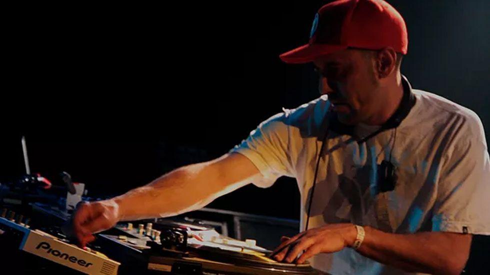 Una imagen del espectáculo de «The Hole».DJ Toner