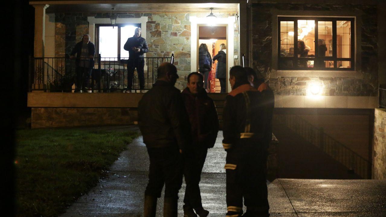 El final de la fiesta, en imágenes.David M.E., de 27 años, ha sido enviado a prisión