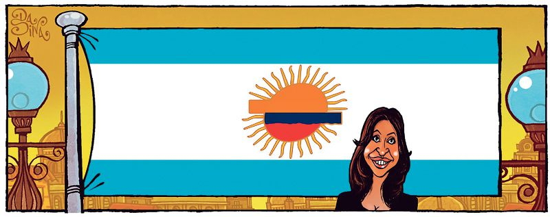 Argentina nacionaliza YPF.Feijoo y Guerra, ayer con ejecutivos de Petrobras.