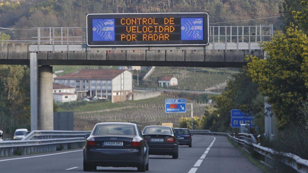 La DGT considera que el control de la velocidad en autovías y autopistas es fundamental para evitar accidentes