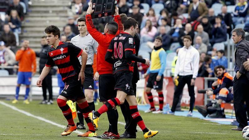 El Getafe 3 - Celta 1, en fotos.Herrera recibió el respaldo público de Mouriño a principios de febrero
