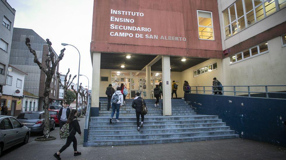 IES Campo de San Alberto, Noia
