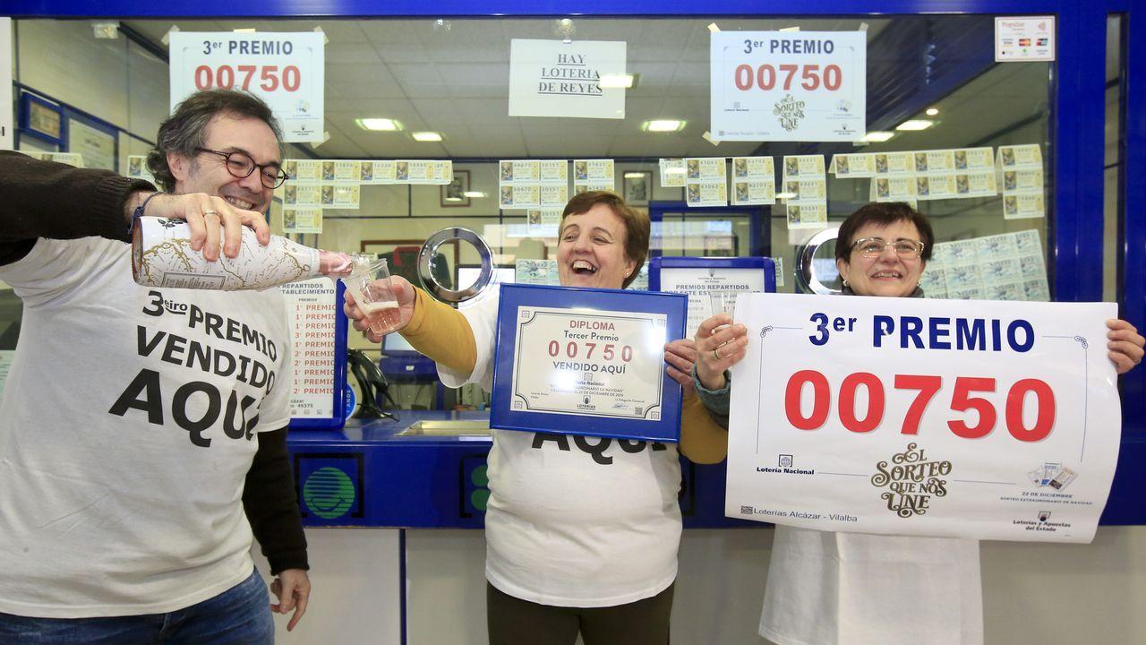 Vilalba, abonada a los premios