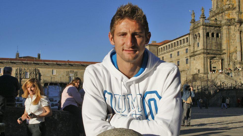 Rubén González. Baja confirmada por el Zaragoza.