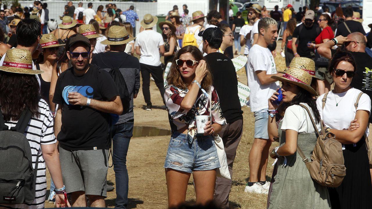 AMBIENTE EN EL FESTIVAL ATLANTIC FEST