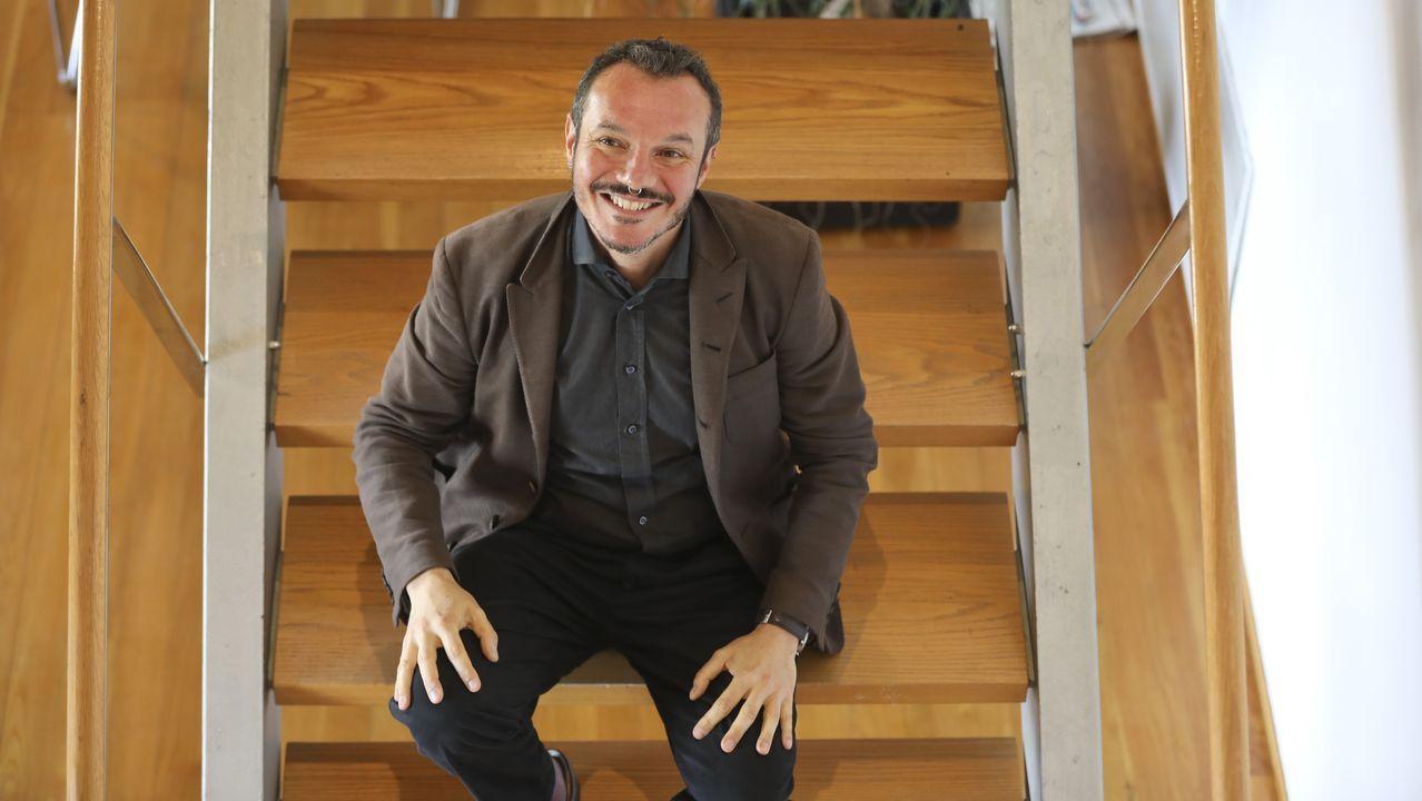 El ministro de Interior Matteo Salvini