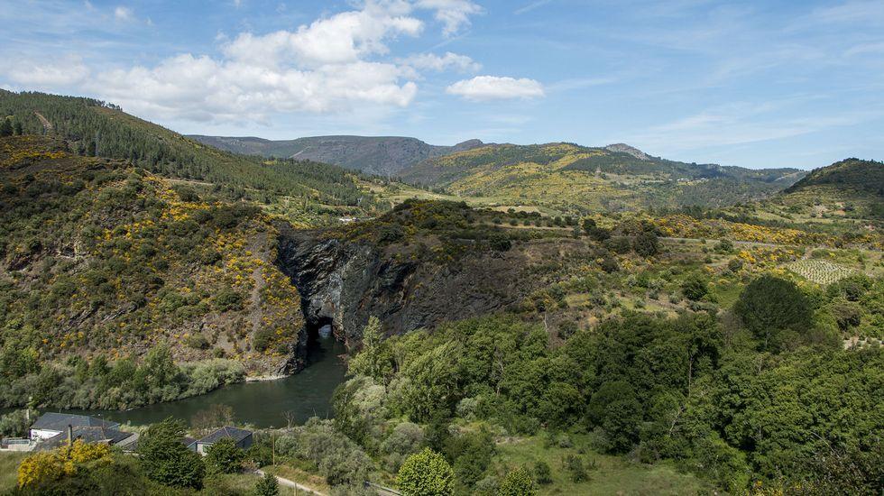 Huellas casi desconocidas de la minería del oro en la comarca quiroguesa