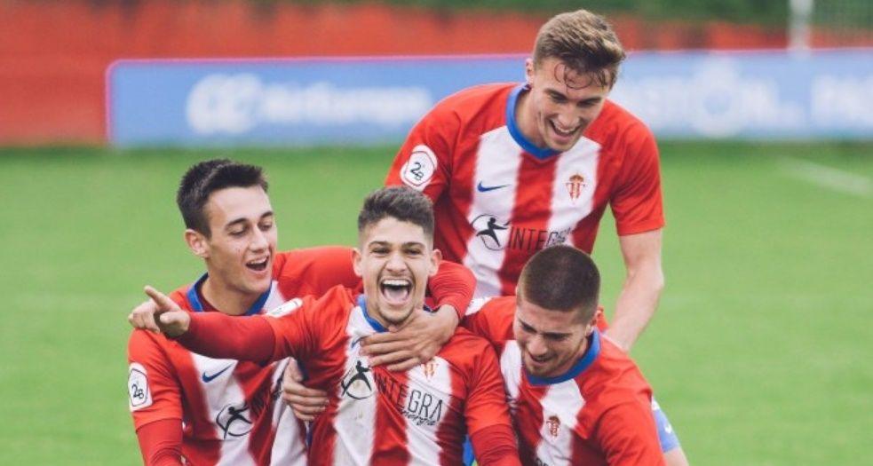 Horario del Oviedo B -Sporting B.Sporting B