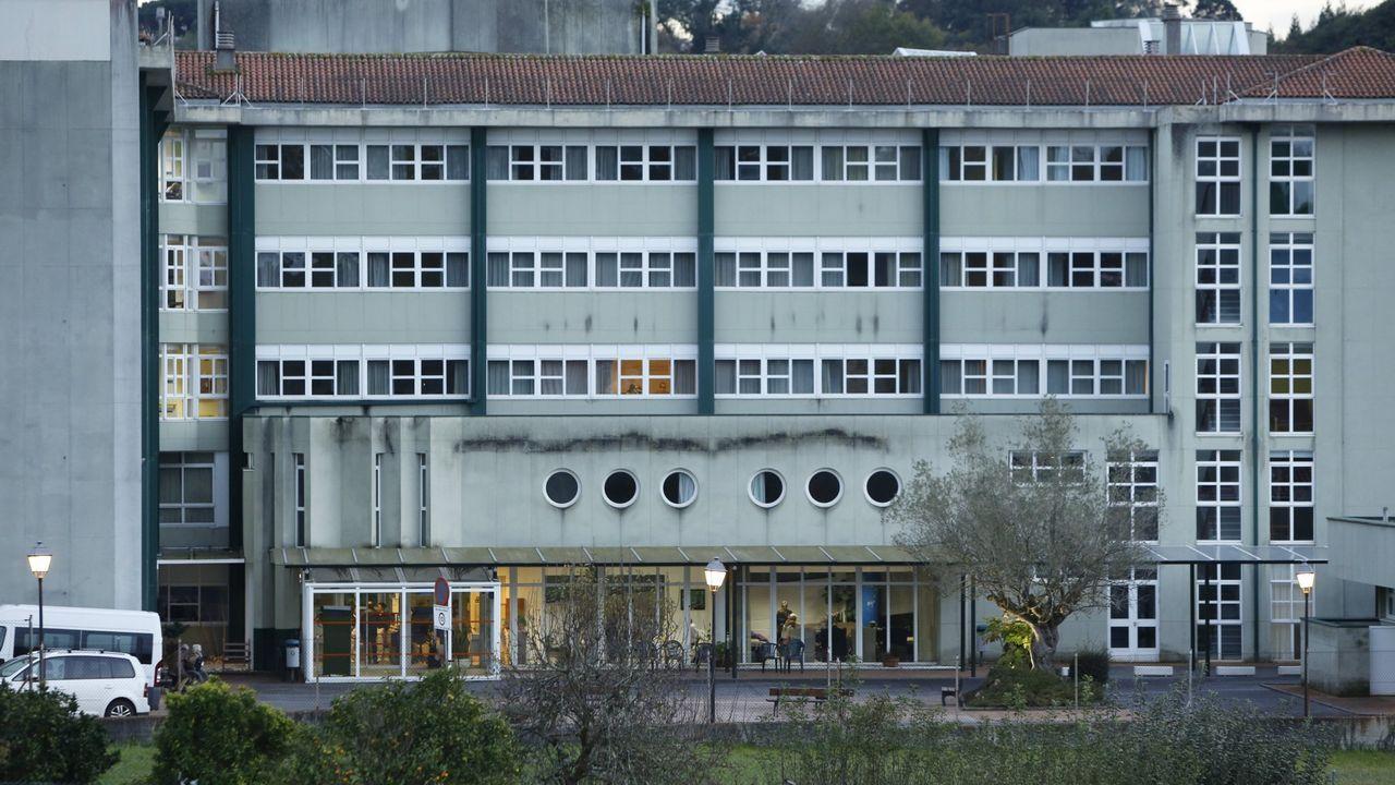 Residencia de asistidos de Oleiros