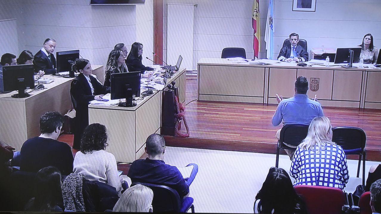 Testimonio de un agente vinculado al caso en la cuarta jornada del juicio