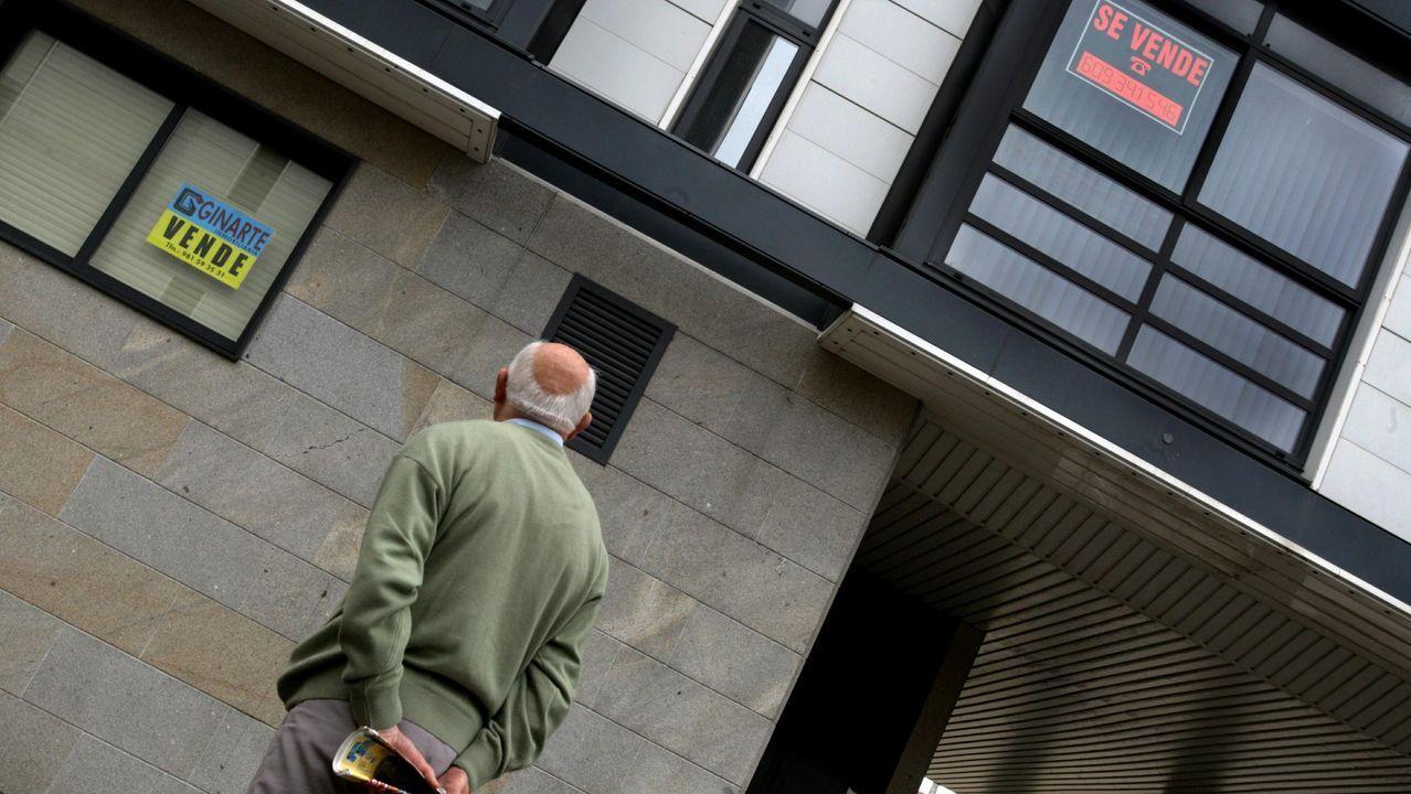 Las inmobiliarias de Lugo ofrecen oportunidades