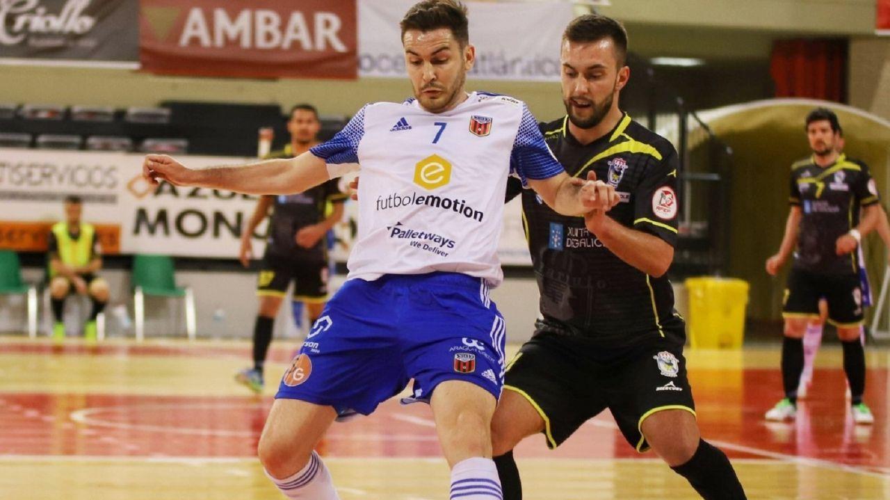 O Parrulo Ferrol cae derrotado en casa frente al Burela.Los ourensanos ganaron el encuentro perteneciente a la segunda jornada del play off de permanencia