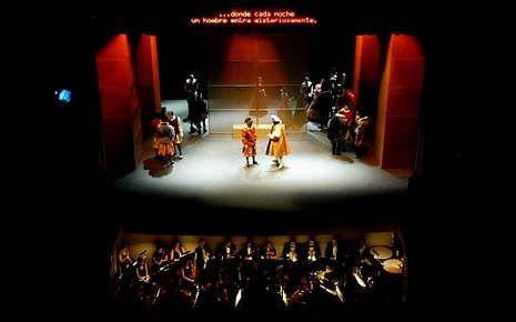 El bel canto regresará el viernes al teatro Jofre.