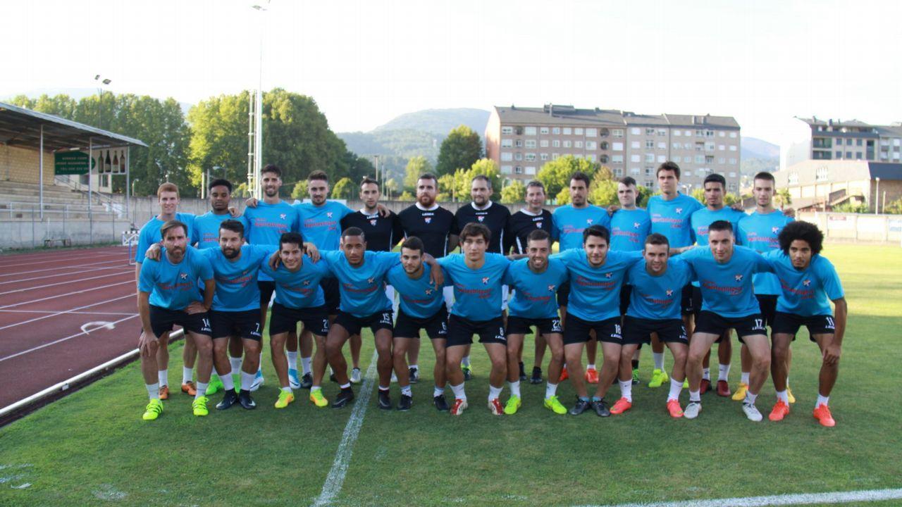 Fútbol Noia-Barco de Tercera