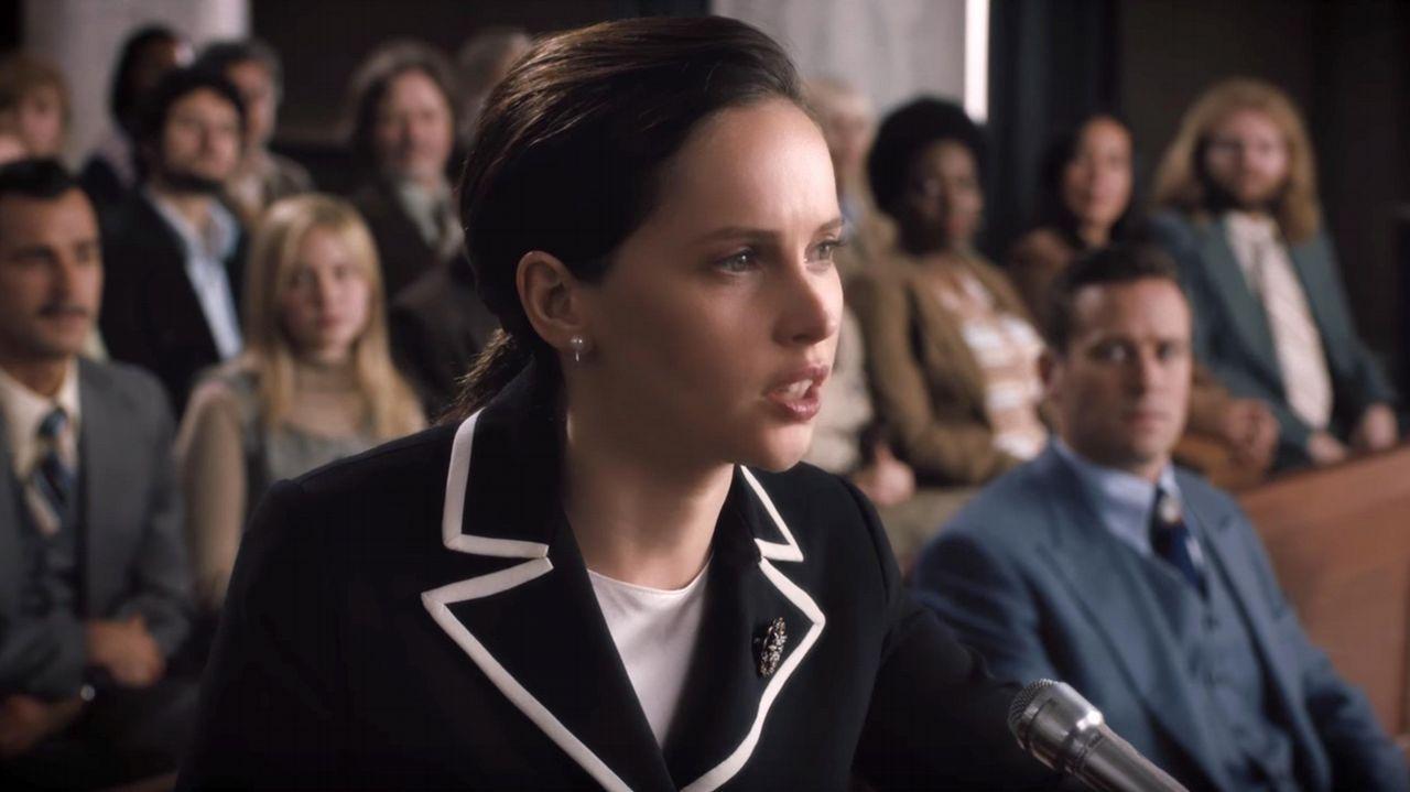 Fotograma del filme «Una cuestión de género»