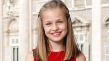 La princesa de Asturias cumple 12 años