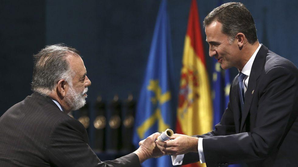 La entrega de los Premios Princesa de Asturias, en directo