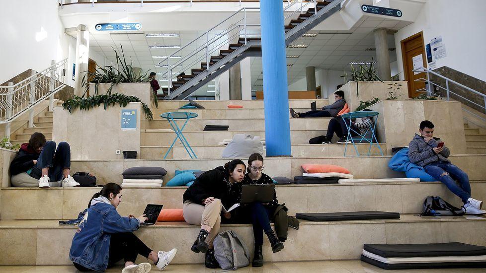La universidad gallega tiene unos 51.000 estudiantes de grado