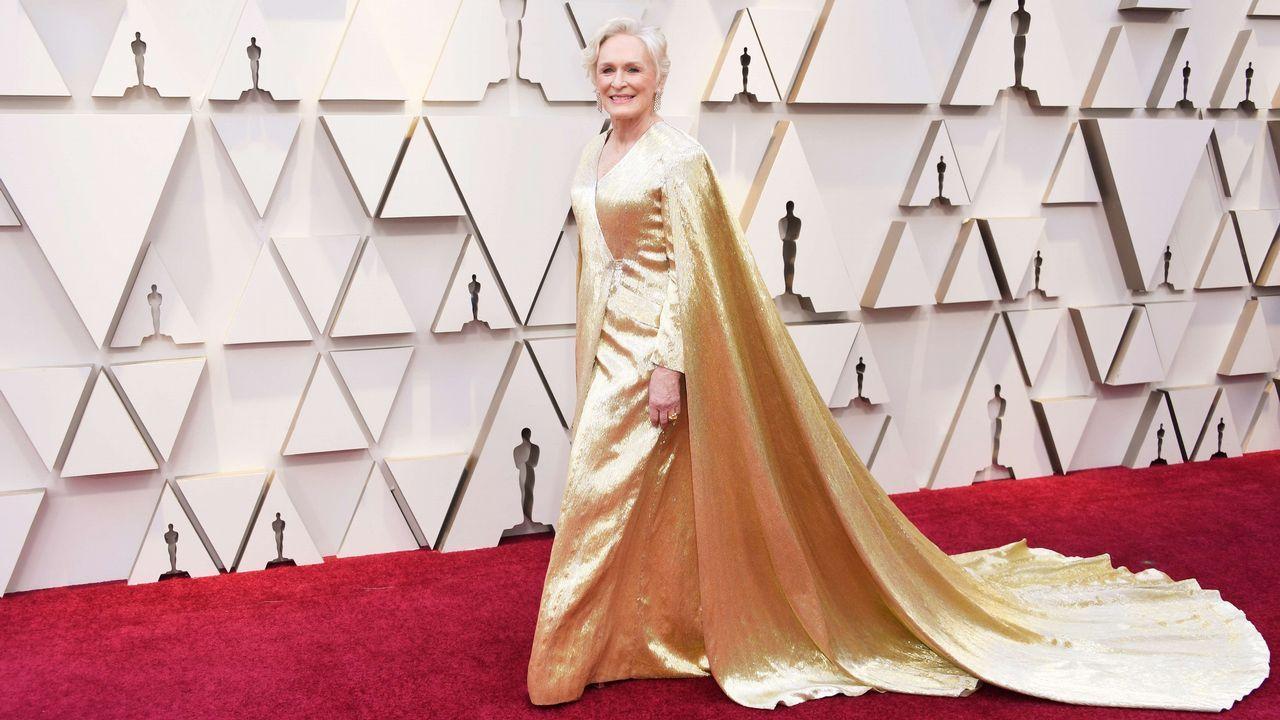 Glenn Close, favorita en la categoría de actriz principal