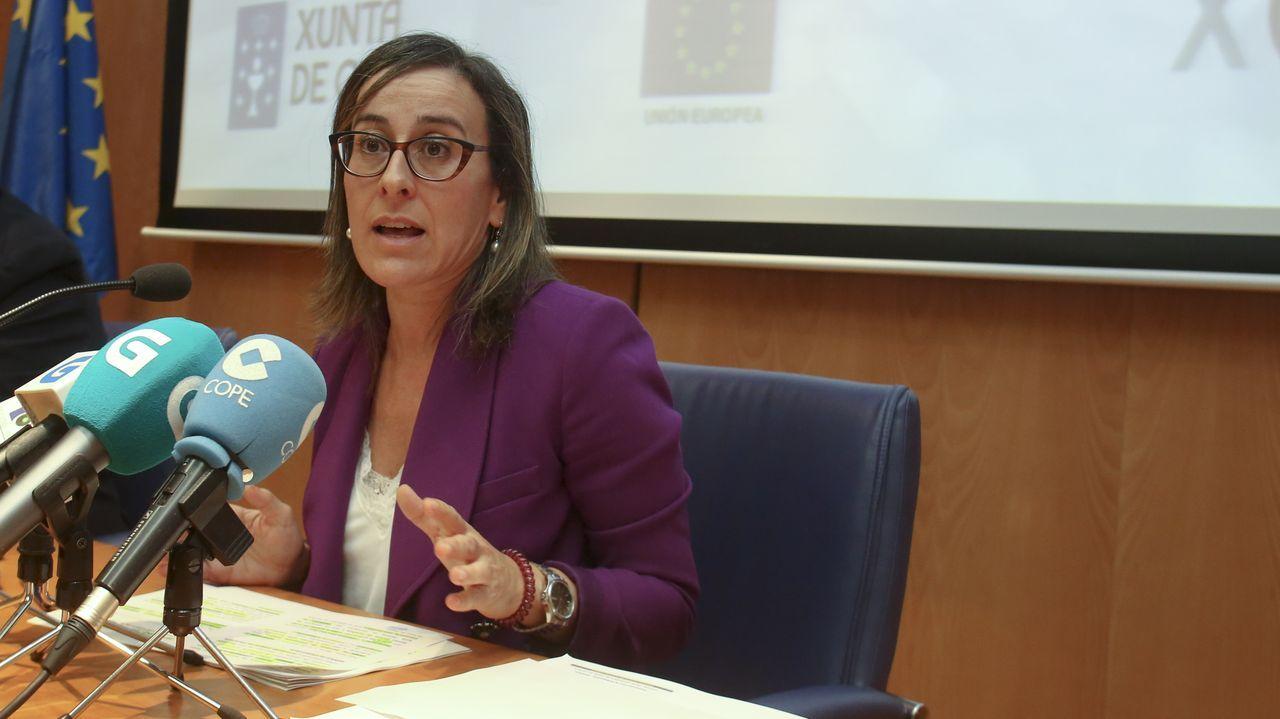 Ethel Vázquez, en una imagen de archivo