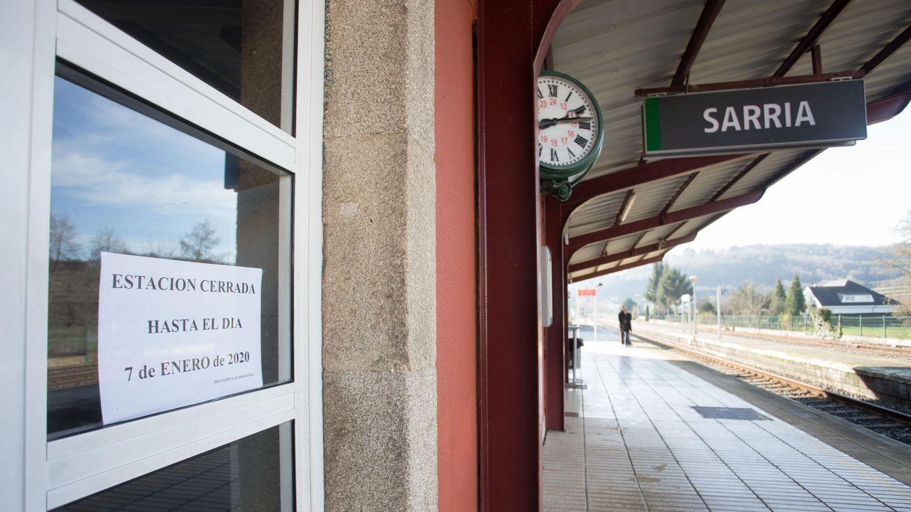 Los  sitios de foto de los caminos Norte y Primitivo.Camino de Santiago a su paso por Oviedo