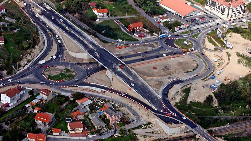 La estética del puente de Rande cambiará radicalmente a partir de la próxima primavera.