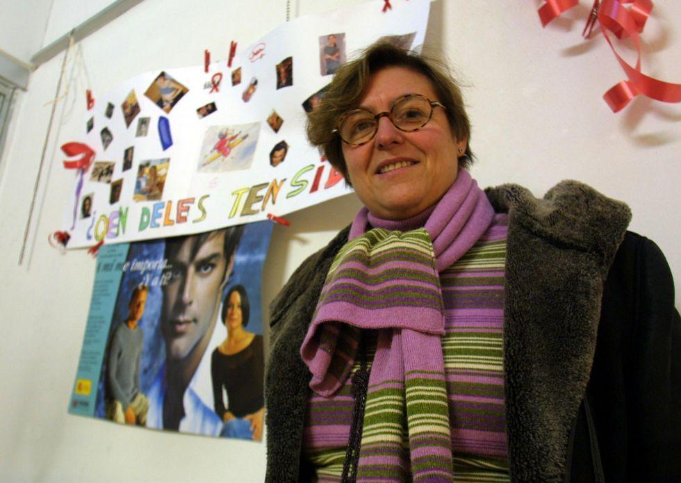 Luisa Astray colabora en la campaña promoviendo diferentes actividades.