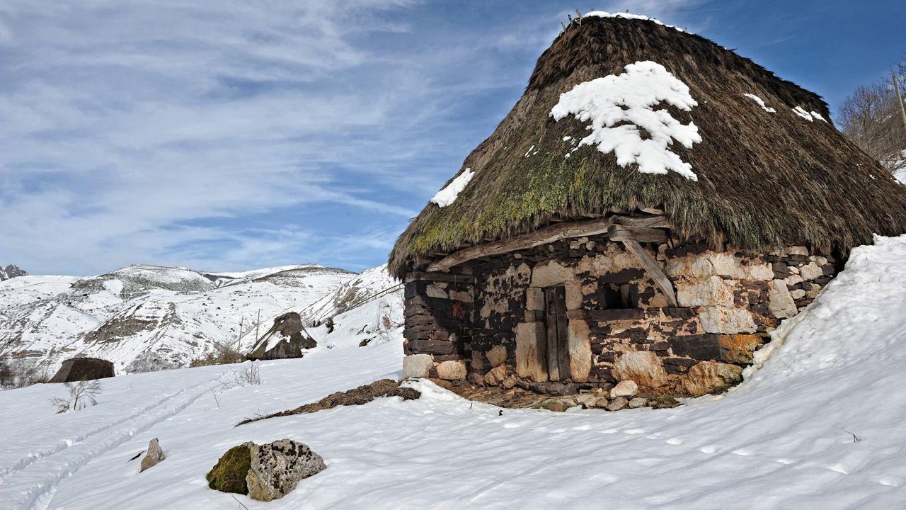 Cabaña en Saliencia