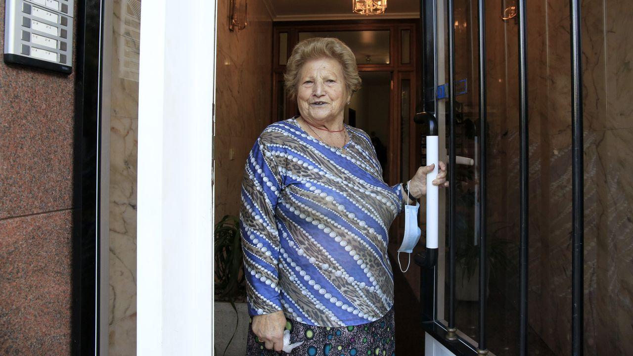 Toñita e Isolina.Albanés detenido por robos en viviendas de Vigo y con antecedentes por toda Galicia