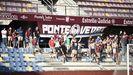 Todas las imágenes del Pontevedra CF-Compostela (1-1)