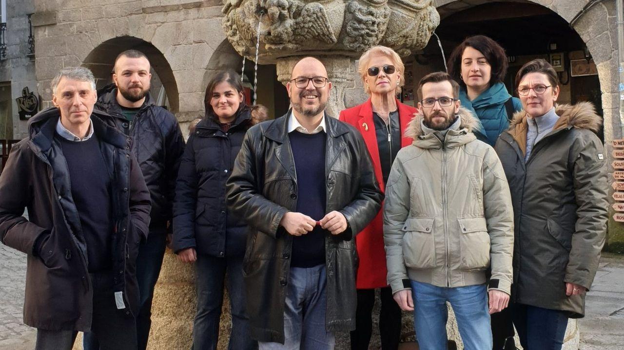 Directiva de Lugo Monumental