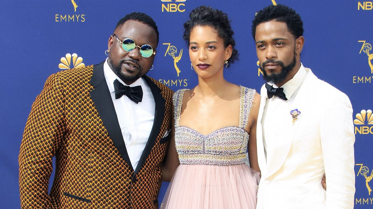 Emmy 2018: Brian Tyree Henry, Stefani Robinson y Lakeith Stanfield