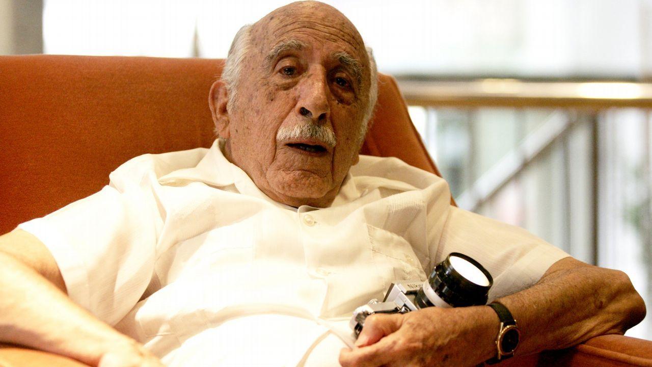 Julio Mayo, en una imagen de archivo