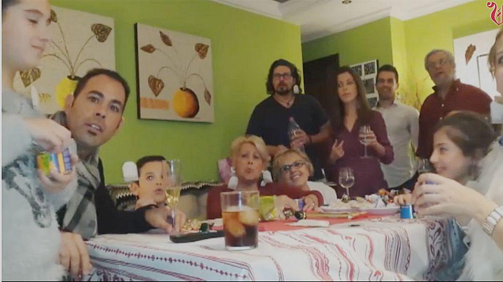 Así fue el campanazo de Canal Sur.Adolfo Suárez será el próximo invitado del programa de Bertín Osborne.