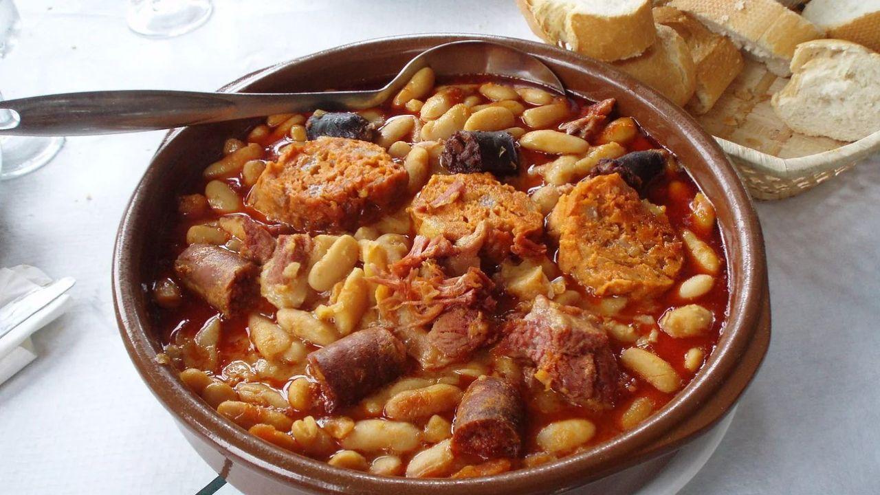 Fabada asturiana   Wikimedia Commons