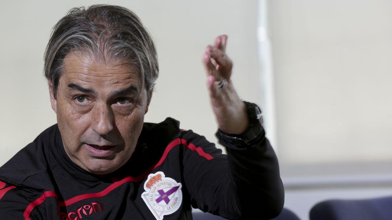 Natxo sobre Carles Gil: «Si se va, que se vaya»