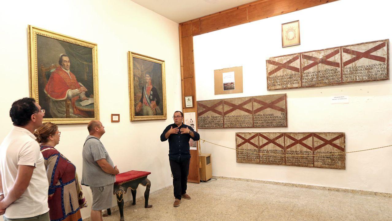 La naturaleza salvaje de National Geographic toma Príncipe.Xoel López actuó en la presentación de la campaña turística de Galicia