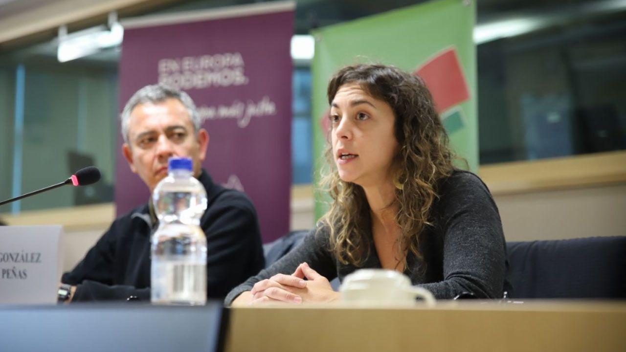 La oficialidá, una lucha intergeneracional.Tania González Peñas