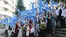 Graduaciones en las Facultades de Ciencias y de Educación del campus de Ourense