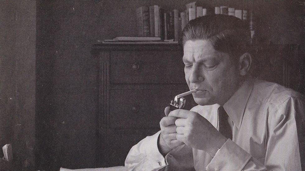 Arthur Koestler (Budapest, 1905-Londres, 1983), escritor y periodista nacionalizado británico